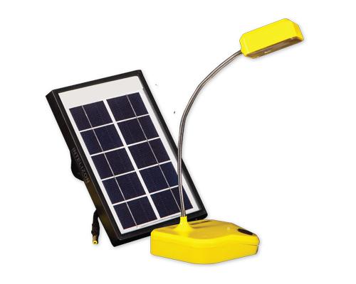 zonlamp