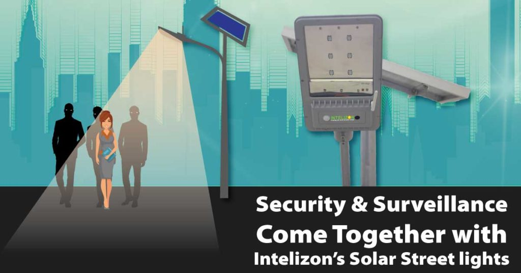 Security-Surveillance-Come-Together-with-Intelizon's-Solar-Street-lights