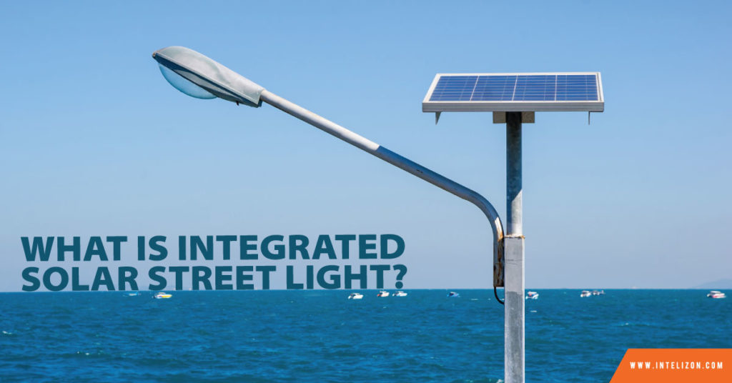 What is Integrated Solar Street Light?
