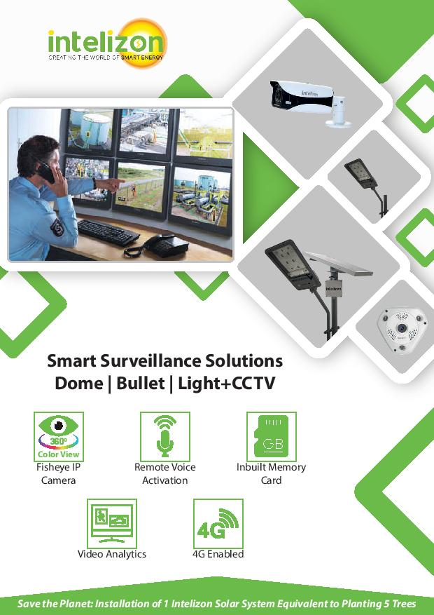 Smart surveilance sollutions-page