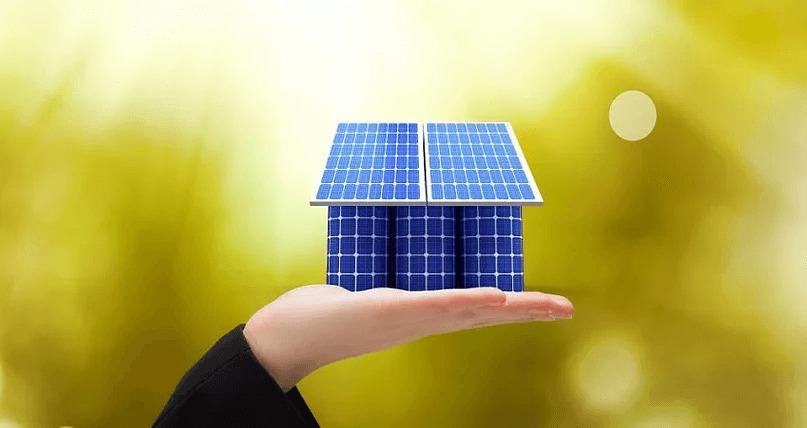 Solar Light for Home