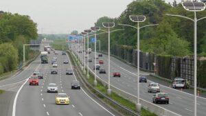 Hybrid Solar Street Light: A Revolution in Road Safety