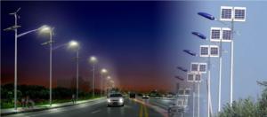 Solar Street Lights: Across India