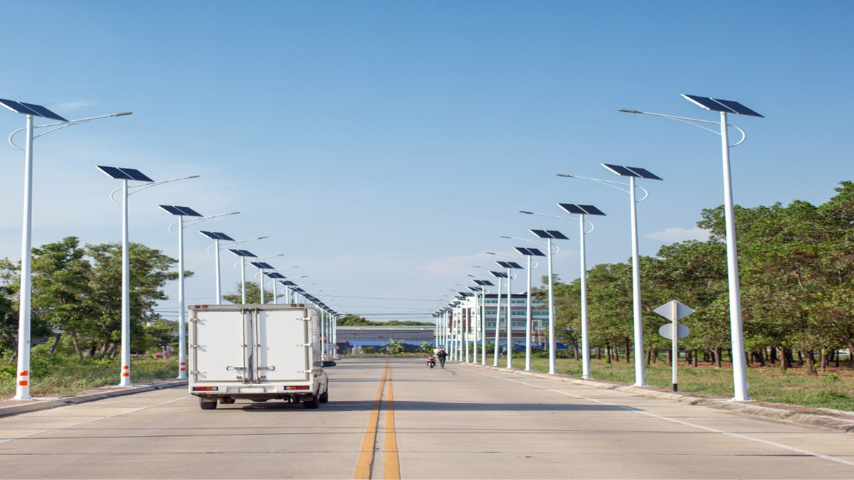 SOLAR STREET LIGHT THE WAY FORWARD: