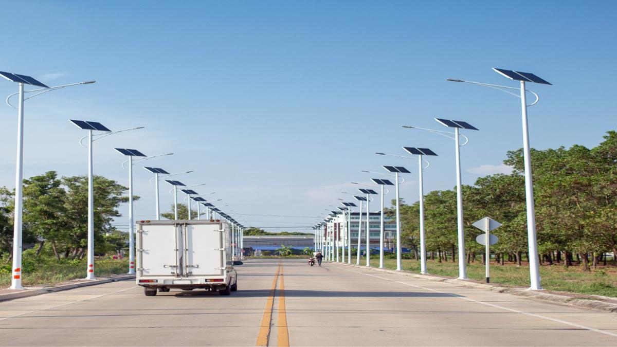 SOLAR STREET LIGHT THE WAY FORWARD: