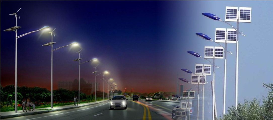 Solar Street Lights: Across India