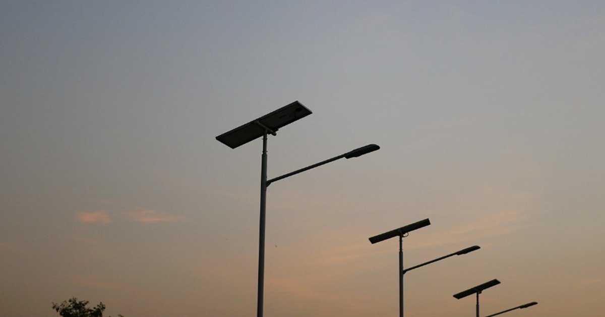 Advantages of Solar Street Lights