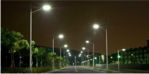 Solar Street Lights- A Safer Solution to Light Up the