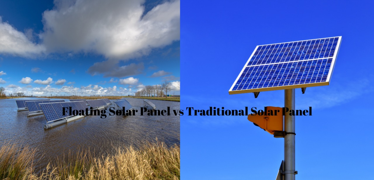 Floating Solar Panel Vs Traditional